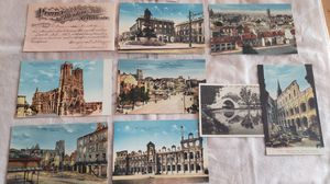 1920's Vintage WW1 French Post Card's for Sale in Stockton, CA