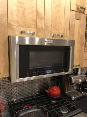Brand new Kitchen Aid Microwave for Sale in Philadelphia, PA