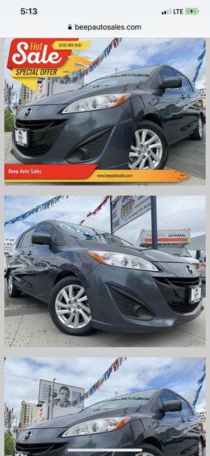 2012 Mazda 5 MiniVan 🚐 we Finance Aqui financeamos for Sale in National City, CA