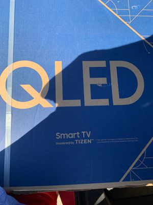 "QLED SMART TV SAMSUNG SMART TV 55"" for Sale in St. Louis, MO"
