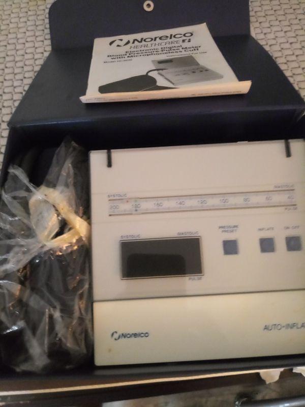 Blood Pressure Monitor. $50