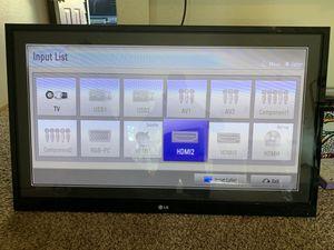 50 inch LG flat screen smart tv for Sale in Tacoma, WA