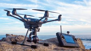 Yuneec Typhoon H 4K Hexacopter Drone for Sale in Fresno, CA
