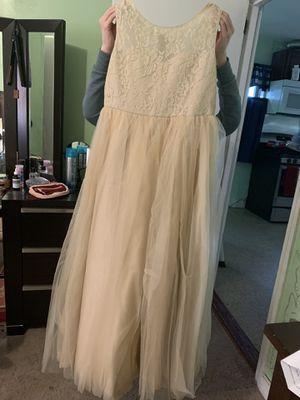 Flower girl dress for Sale in Lowell, MA