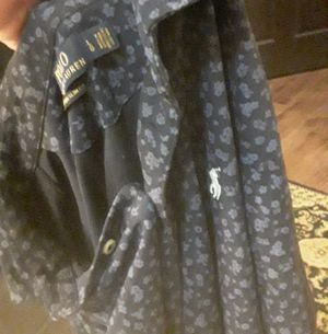 GENTLEMAN CLOTHES.. Burberry Polo Ralph Lauren Nautica all is size large for Sale in New Orleans, LA