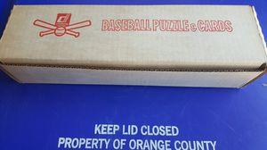 1982 Donruss Baseball Card Set for Sale in Orlando, FL