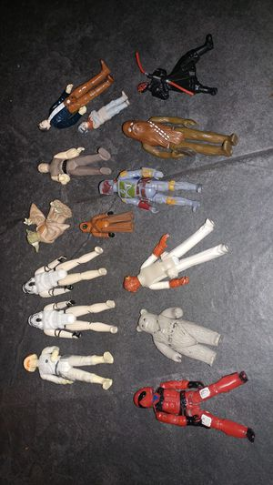 Star Wars Toys Obo for Sale in Santa Maria, CA