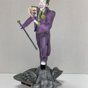 EAGLEMOSS DC SUPERHERO SPECIAL THE JOKER STATUE NEW IN BOX RARE for Sale in Lawrenceville, GA