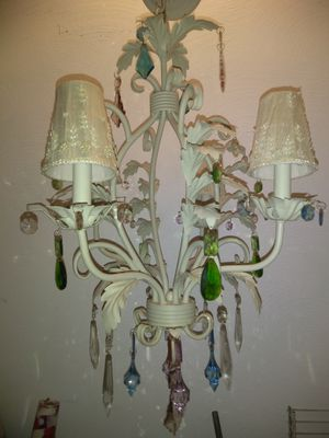 Vintage 4 Light Chandelier for Sale in Pittsburgh, PA