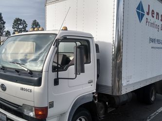 UD 1800cs BoxTruck for Sale in Anaheim,  CA