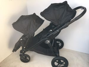 Baby jogger city select double stroller for Sale in La Habra Heights, CA