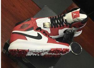 Jordan golf shoes brand new for Sale in Miami, FL