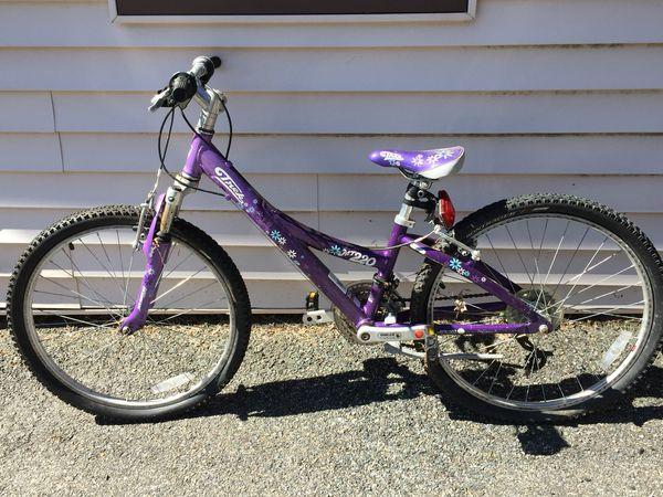 """girls trek 220 24"""" bike"""