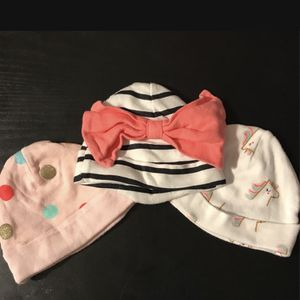 Gerber Organic Baby Hats And Mittens for Sale in Roswell, GA