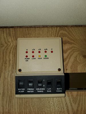 RV monitoring control system.... for Sale in Chehalis, WA