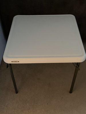 Kids foldable table for Sale in Auburn, WA
