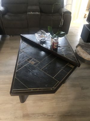 stone coffee table for Sale in Silver Spring, MD