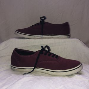 Vans Authentic Lo Pro Tawny Port Maroon Women's Size 8 for Sale in Bend, OR