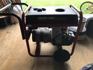 Porter cable 5250 generator for Sale in Miami, FL