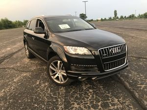 2010 Audi Q7 TDI Diesel Clean title AWD Panoramic roof for Sale in Columbus, OH