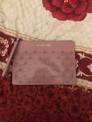 Michael kors new pink $78 brown $100auntentic # {contact info removed} for Sale in Leesburg, VA