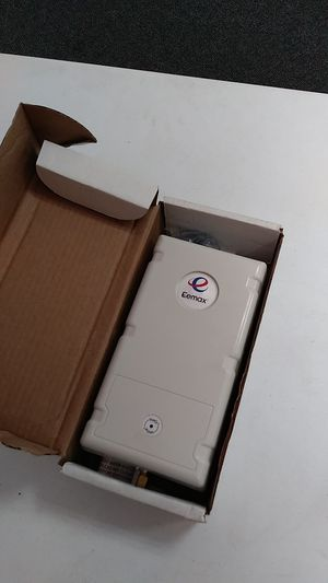 Eemax tankless water heater electric for Sale in Riverside, CA