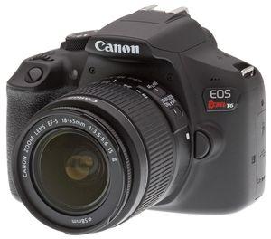 Canon t6 2 lenses for Sale in Ogden, PA