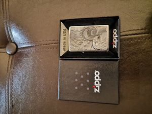 Brand new zippo lighter made in USA for Sale in Arlington, VA