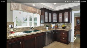 Kitchen cabinets and granite countertops for Sale in Westminster, CA