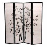4 panel divider with design (new) for Sale in Chico, CA