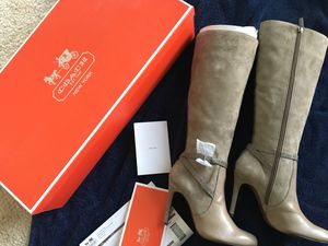 Coach boots for Sale in Ashburn, VA