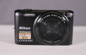 Nikon Coolpix S6800 16MP Full HD Wifi Digital Camera for Sale in San Diego, CA