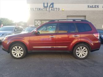 2012 Subaru Forester for Sale in Las Vegas,  NV