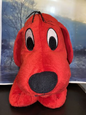 "Large Clifford the big Red Dog 20"" Side Kicks Plush from Scholastic for Sale in Bellflower, CA"