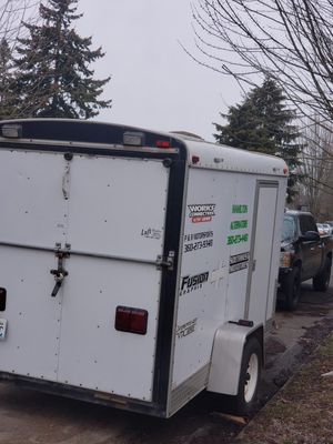 Enclosed trailer 6×12 for Sale in Seattle, WA