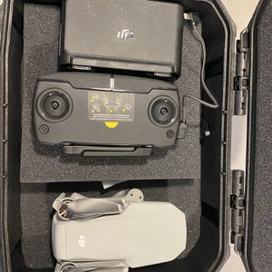 DJI - Mavic Mini - Includes Hard Case, Additional Batteries And (3) Battery Charging Dock for Sale in Franklin, TN