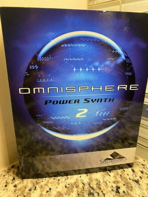 Physical Omnisphere 2 [Windows/MAC] Copy for Sale in Fontana, CA