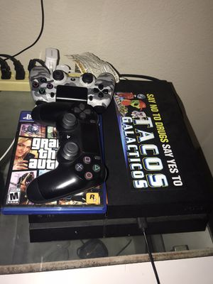 PS4 500gb REASONABLE OFFERS for Sale in Dinuba, CA