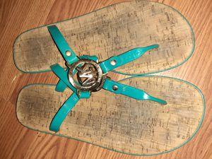 Michael kors sandals size 7 for Sale in San Antonio, TX
