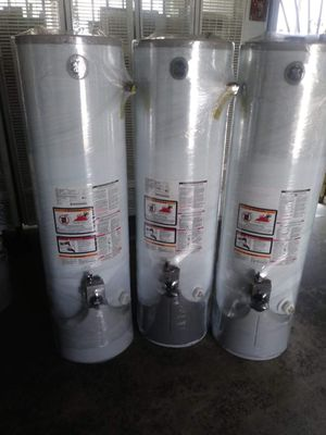 Súper price water heater today for 320 whit installation included for Sale in Moreno Valley, CA