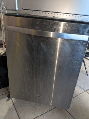 Whirlpool dishwasher for Sale in Aloma, FL