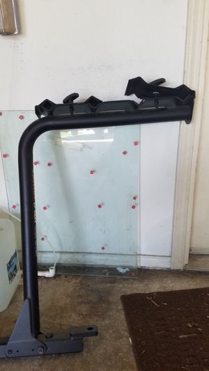 4 slot trailer hitch bicycle rack for Sale in Arlington, TX