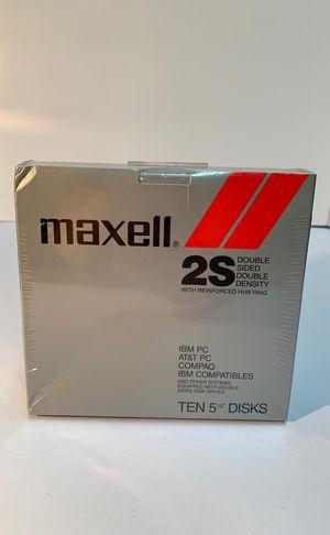 Maxell Floppy Disks for Sale in Glenpool, OK