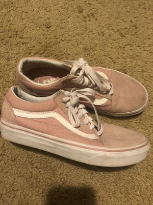 Women's vans size 7 for Sale in Heber, CA