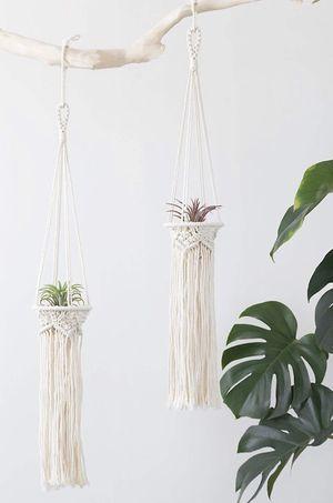 2 handmade plant holder for Sale in Monterey Park, CA