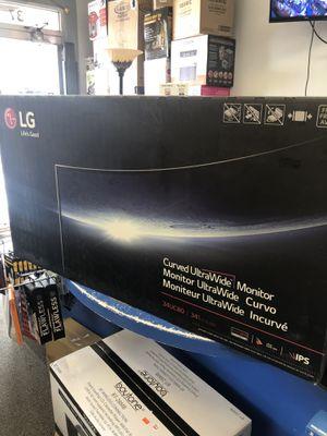Lg monitor for Sale in Joliet, IL
