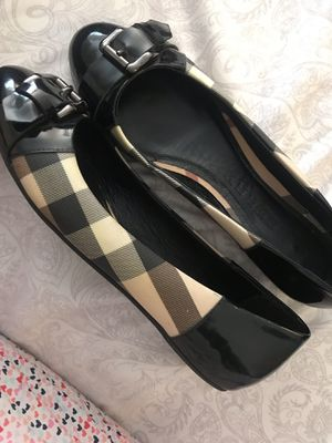 Burberry shoes for Sale in Manchester, MO