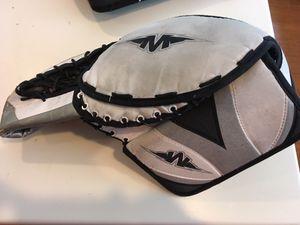 Hockey goalie glove and blocker for Sale in Sunnyvale, CA