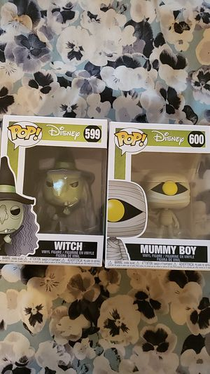 Nightmare Before Christmas Funkos for Sale in Staten Island, NY