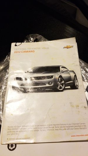 Chevrolet Camaro 2012 for Sale in Oxnard, CA